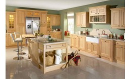 Thiết kế không gian bếp ấm cúng hơn