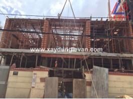 Xây dựng mới nhà Chị Hường