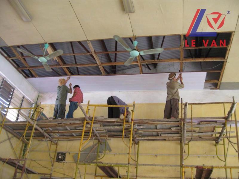 Sửa nhà xưởng
