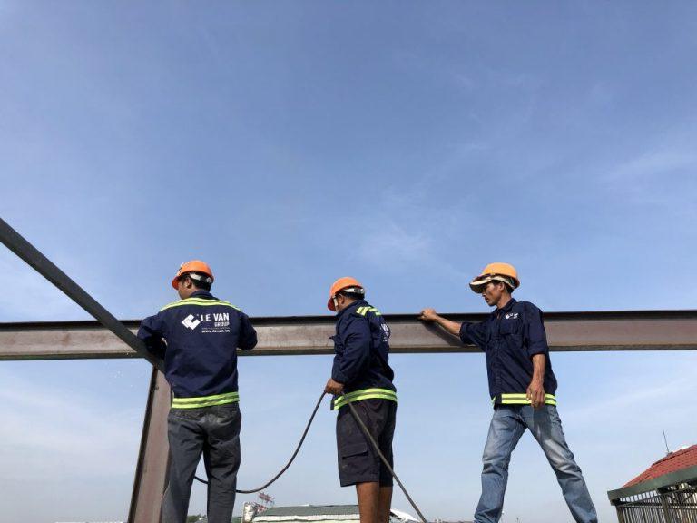 Công trình sửa chữa nhà anh Hà Duyên Hạnh tại Gò Vấp