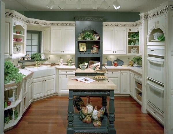 Thiết kế không gian bếp ấm cúng