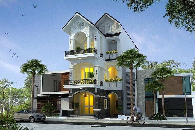 Top 20 mẫu nhà phố được ưa chuộng mới nhất